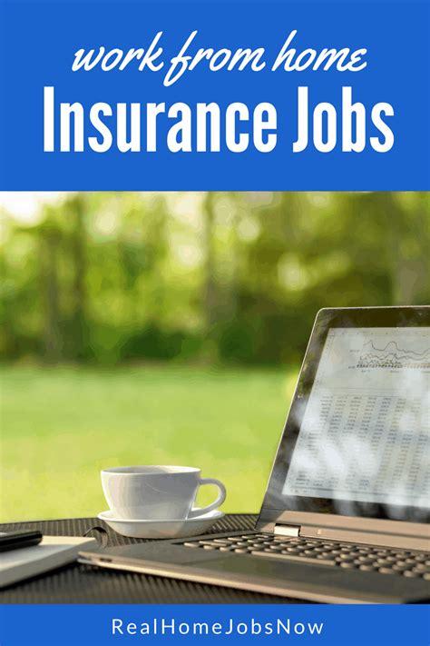 Work From Home Insurance Broker Jobs